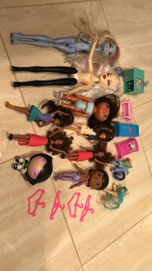 Dolls, Furniture and Accessories for Sale in Franklin Township, NJ