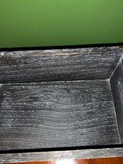 Charcoal Grey Storage Bin for Sale in Atlanta,  GA