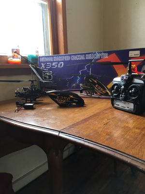 Extreme x350 series heli for Sale in Oelwein, IA