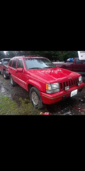 94 jeep grand Cherokee limited edition for Sale in Prineville, OR