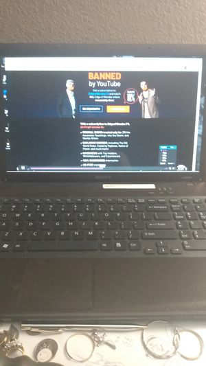 Sony Vaio laptop refurbished win 10 pro for Sale in Omaha, NE