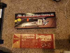 Two Shotgun Cleaning kits for Sale in Las Vegas, NV