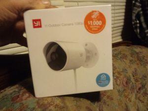 Yi outdoor camera for Sale in Modesto, CA
