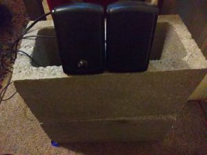Cinder blocks w/speakers for Sale in Salt Lake City, UT