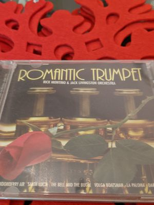 Romantic Trumpet CD for Sale in North Bergen, NJ
