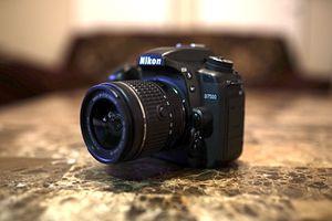 Nikon D7500 Camera for Sale in El Mirage, AZ