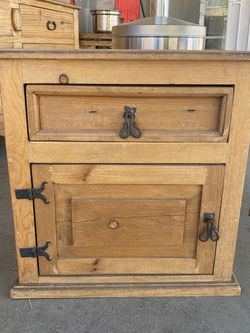 Rustic Cabinet for Sale in Norco,  CA