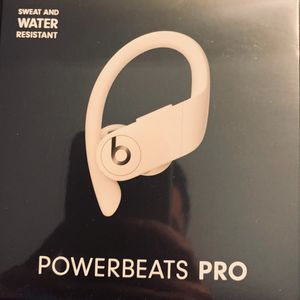 Powerbeats Pro Brand New! White and Black Available for Sale in Riverside, CA
