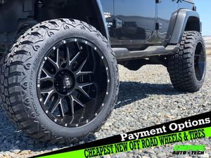 BEST DEALS ON NEW WHEELS AND TIRES. Payment options for Sale in Murrieta, CA