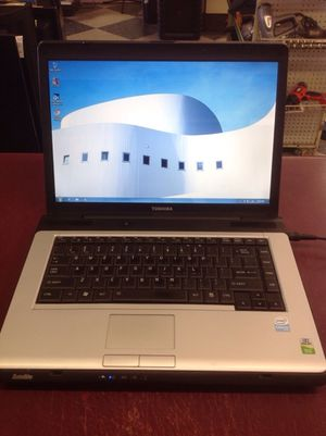 "PRICE IS FIRM - TOSHIBA LAPTOP 15"" WINDOWS 7 DVD/CD for Sale in Columbus, OH"