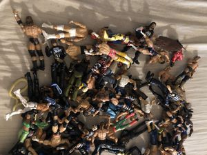 WWW ELITE ACTION FIGURES RARE for Sale in Tracy, CA