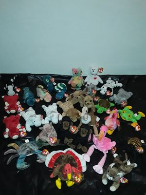 Beanie Babies Vintage Lot 29 Ty for Sale in Piedmont, CA