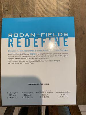 Rodan + Fields redefine for Sale in Corona, CA