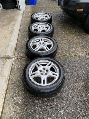 Subaru Impreza WRX wheels and tires for Sale in Gresham, OR