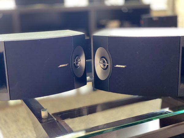 Bose 201 Speaker Set