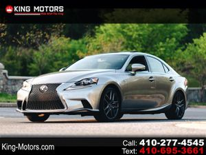 2016 Lexus IS 300 for Sale in Woodlawn, MD