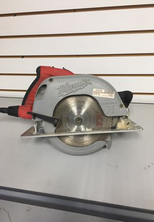 Milwaukee table Saw for Sale in Southgate, MI