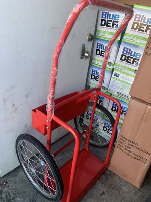 Brand New! Gas Welding Cart for Sale in Ontario, CA