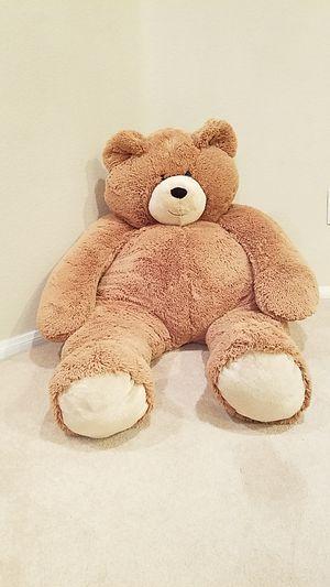 Oversized stuffed Vermont Teddy Bear for Sale in Henderson, NV