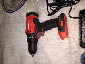 Craftsman Drill and Kobolt Drill Bits for Sale in Norwich, NY