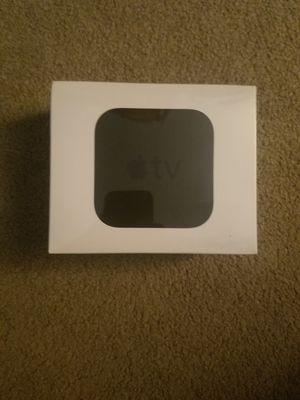 Apple TV 4K 64 GB for Sale in Maryland Heights, MO