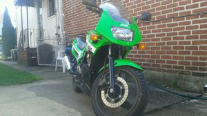Kawasaki motorcycle fast for Sale in Queens, NY