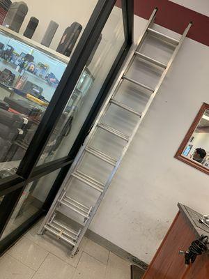 Werner Extension Ladder for Sale in Pflugerville, TX