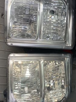 2011-2016 Ford F250 Headlights for Sale in Charlotte,  NC