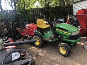 Old Junk mower or Scrap Metal ? I pick up Free for Sale in Wichita, KS