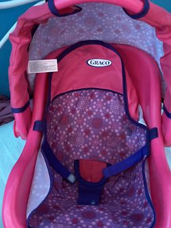 Baby doll car seat for Sale in Columbia,  MD