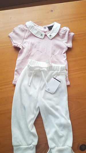 Onsie is 3months and pants are 6 months for Sale in South Gate, CA