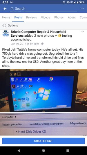 Computer Repair for Sale in Monroe, MI