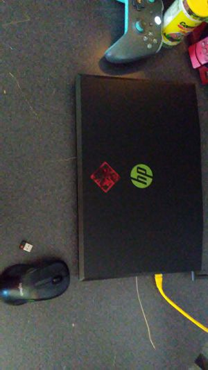Hp pavillion gaming laptop for Sale in Lincoln, IL
