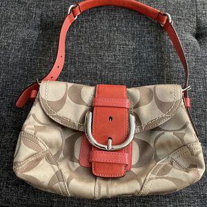 Signature Coach Handbag for Sale in Fairfax, VA