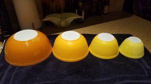 Pyrex 4 bowl set for Sale in Boynton Beach, FL