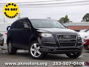 2012 Audi Q7 for Sale in Tacoma, WA