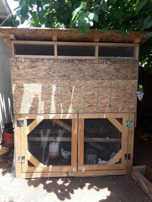 Chicken coop cage for Sale in San Diego, CA