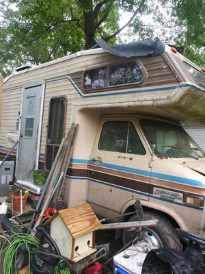 Chevy Motorhome for Sale in New Caney, TX