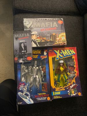 Sold as lot. Action figures 1993 for Sale in New York, NY
