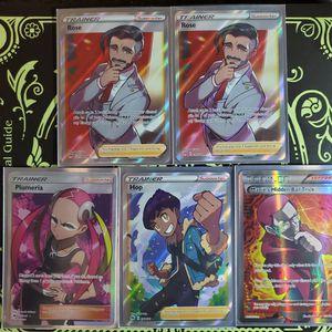 Pokemon TCG Trainer Cards Full Art!! for Sale in Las Vegas, NV