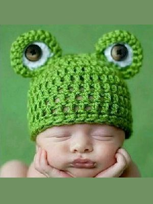 New Baby Knitted Hat in Plastic Package for Sale in Modesto, CA