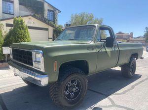 1980 Chevrolet K10 7.4L V8 454 BBC Manual Sm465 Transmission 4x4 for Sale in Las Vegas, NV