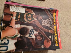 1970 sports illustrated Wicks vs Gilmore for Sale in Corinth, ME