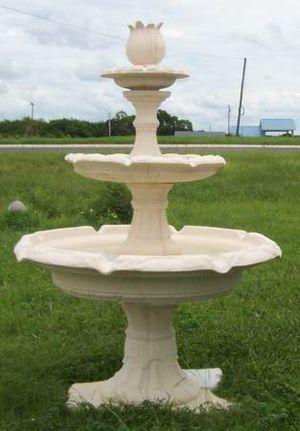 Decorative fountain for Sale in Cypress Gardens, FL