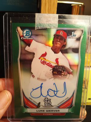 Baseball Card for Sale in North County, MO