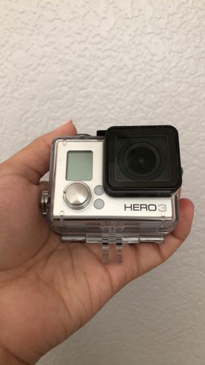 Go Pro Hero 3 with Accessories for Sale in Riverside, CA