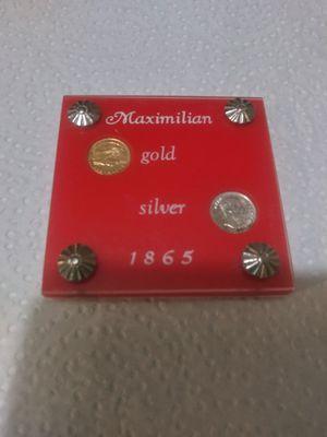 1865 maximilian gold coin for Sale in Azalea Park, FL