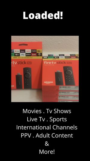 FIRE TV STICK for Sale in Duncanville, TX