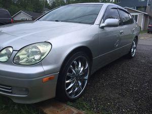 '02 Lexus GS300 for Sale in Seattle, WA