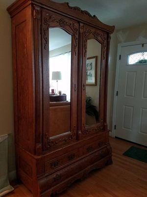 Marstall Antique Wardrobe for Sale in Alexandria, VA